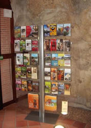 Porte brochure office de tourisme